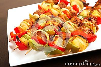 Polish kebab