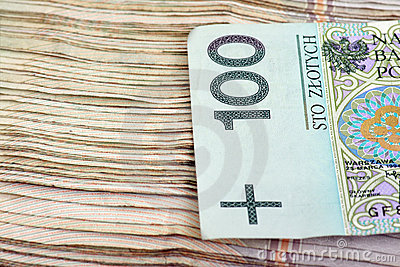 Polish money