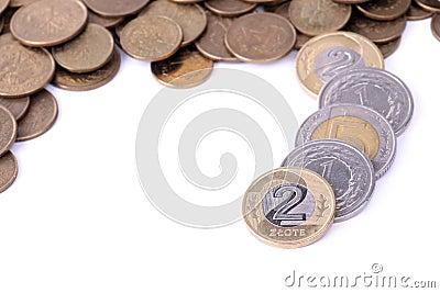 Polish money - PLN