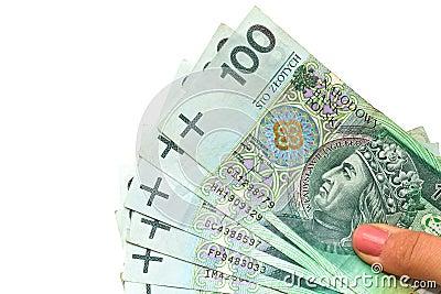 Polish zloty spending