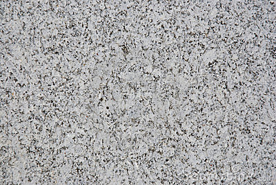 Polished granite