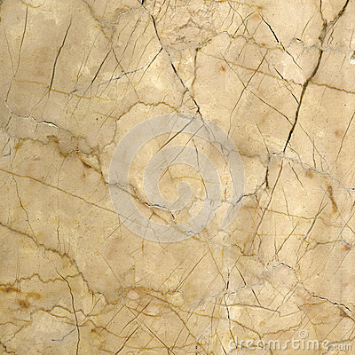 Polished mineral stone with a lot of cracks