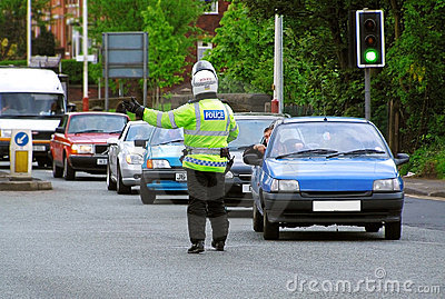 Polistrafik