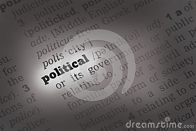 Political  Dictionary Definition