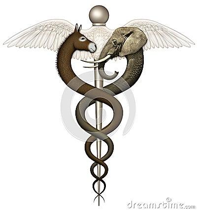 Political Medical Symbol