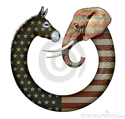 Political Party Animals
