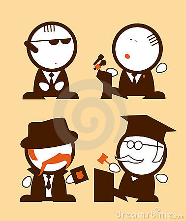 Politics and Law profession funny peoples.