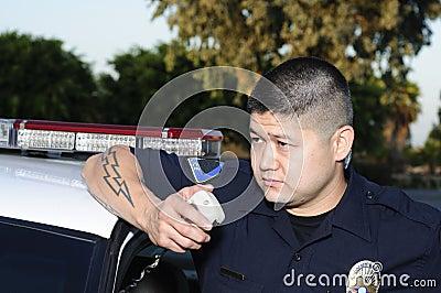 Polizeibeamte