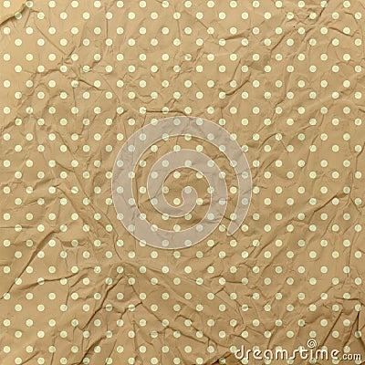 Free Polka Dot Seamless Pattern Stock Photo - 36681360