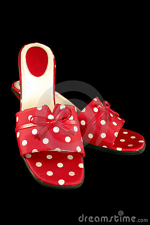 Polka-dot Shoes 3