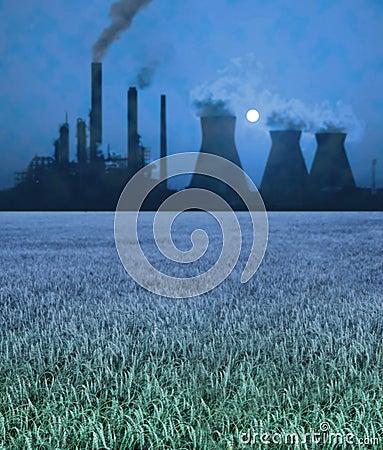 Free Pollution - Blur Stock Photo - 1831390