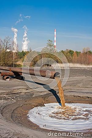 Pollution Sewage