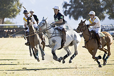 Polo Tournament Four Editorial Image