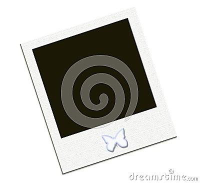 Poloroid image