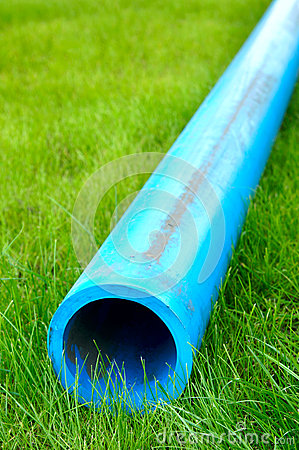 Polyethylene water pipes
