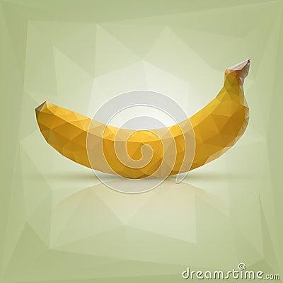 Polygon banana