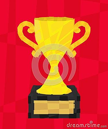 Polygon cup