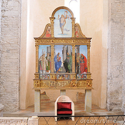 The Polyptych of Aquileia
