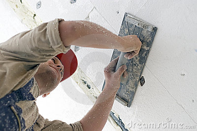 Polystyrene ceiling