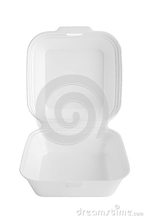 Polystyrene Food Container