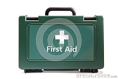 Pomaga pierwszy pomoc
