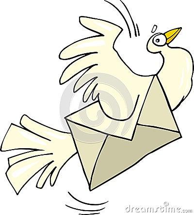 Pombo do correio
