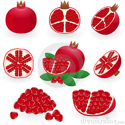 Free Pomegranate Stock Images - 12669004