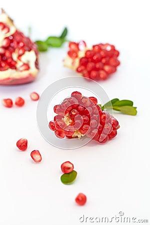 Free Pomegranate Stock Images - 27241074