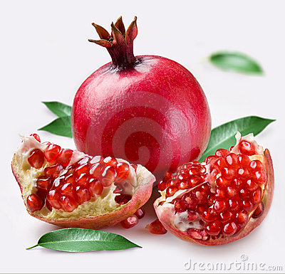 Free Pomegranate Royalty Free Stock Photos - 7501828