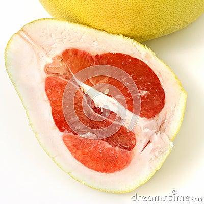 Pomel or Pommelo or Shaddock Fruit
