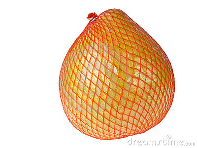 Pomelo in packing