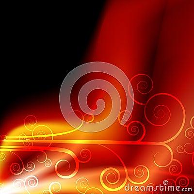 Płomienia energetyczny osocze