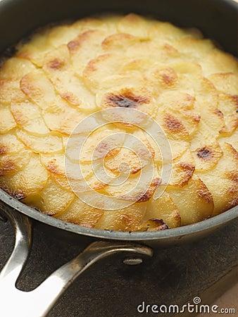 Recipe pommes anna