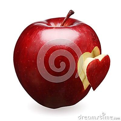 http://fr.dreamstime.com/pomme-rouge-avec-le-coeur-thumb9793599.jpg