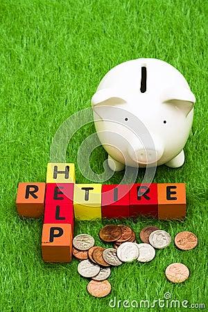 Pomoc na emeryturę