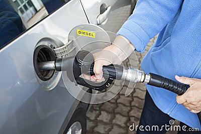 Pompa del carburante