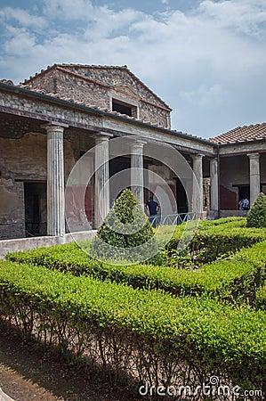 Free Pompei Ruins Stock Image - 36690951