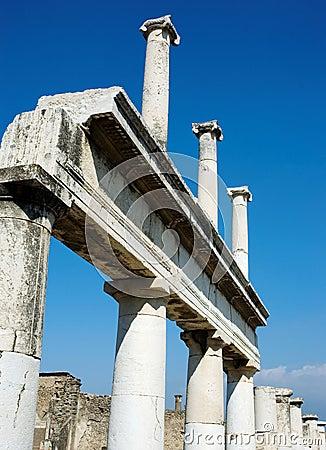Free Pompei_Roman_Antiquites Stock Photos - 661343