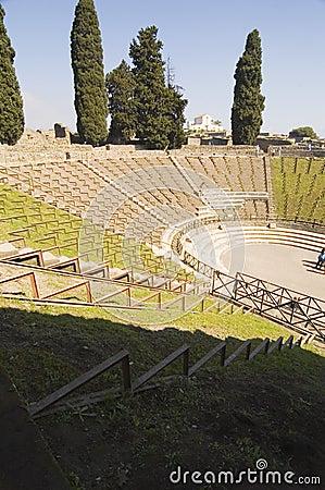 Free Pompei_Roman_Antiquites Royalty Free Stock Image - 661486