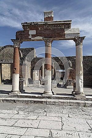 Pompeii Roman Forum