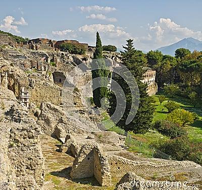 Pompeii Ruins, Italy