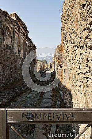 Pompeii Tourism