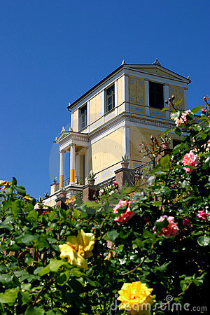 Free Pompeiianum Royalty Free Stock Image - 860126