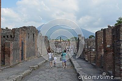 italia video ciudad gente: