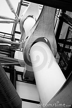 Pompidou Detail