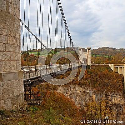 Pont de la Caille (Pont Charles-Albert)