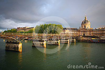 Pont des Arts in Paris