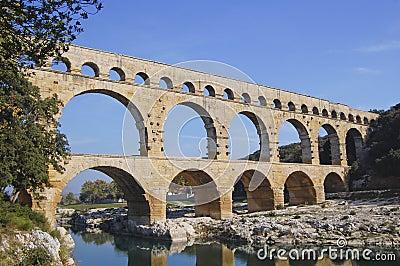 Pont du Gard Aquaduct, France