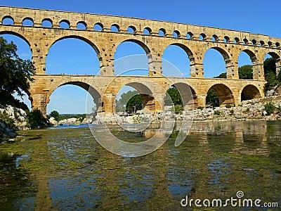 Pont du Gard, Vers-Pont-du-Gard ( France )