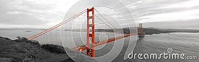 Pont en porte d or